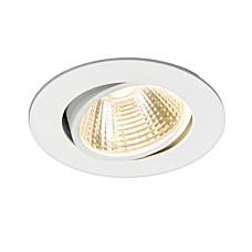 Einbaustrahler-Swirl-LED-5W-220V-3000K
